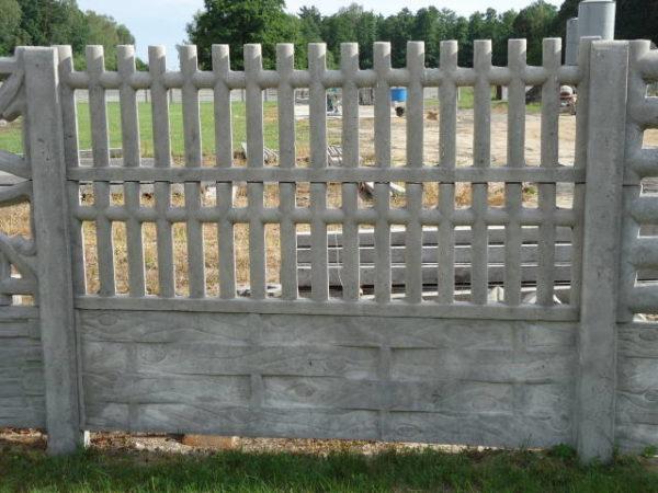 Ogrodzenia betonowe Sieradz