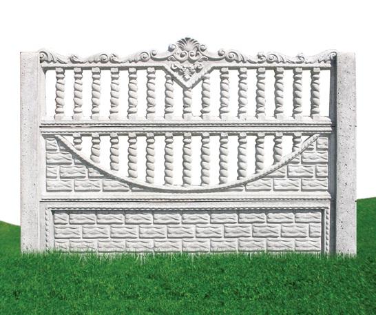 ogrodzenie beton Wieluń
